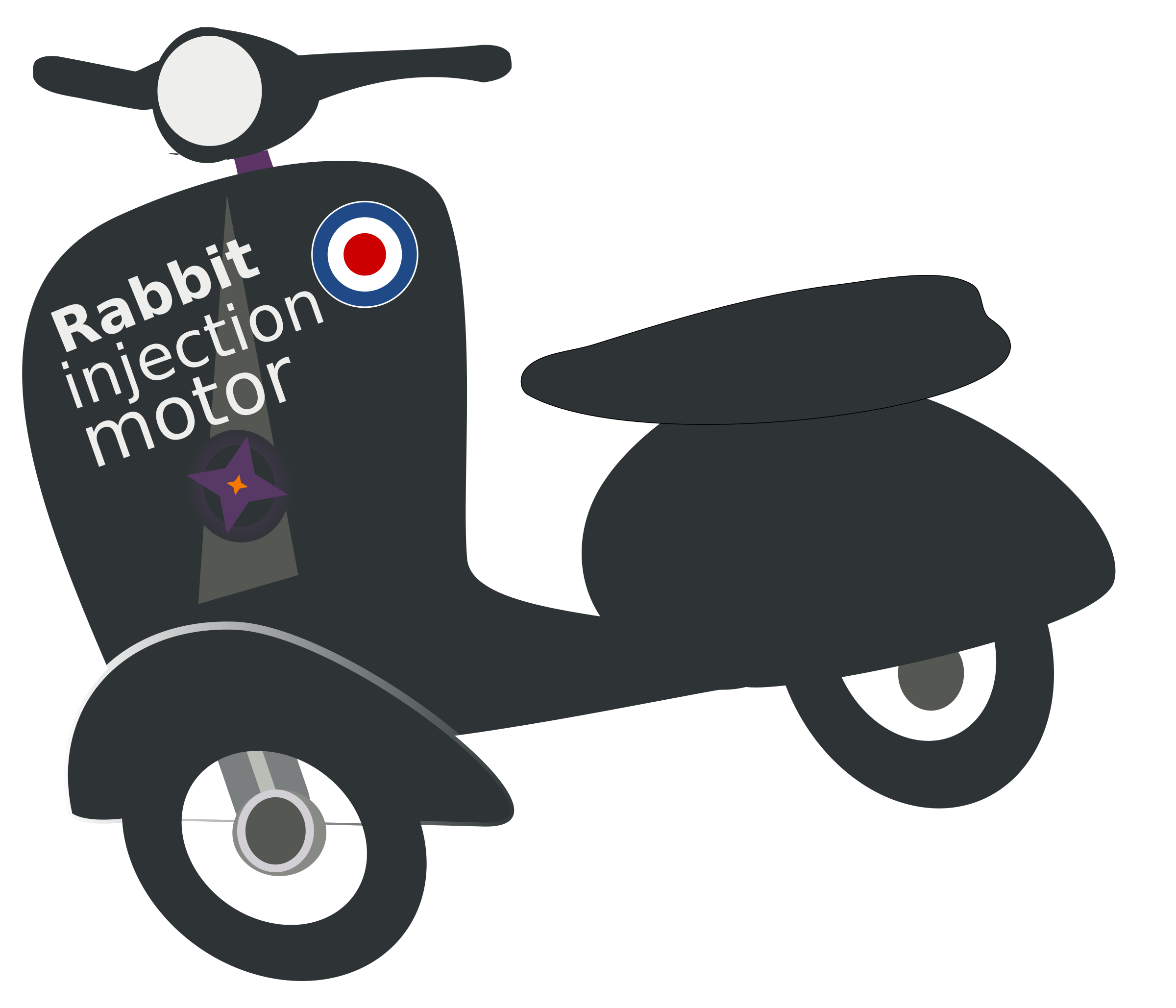 png freeuse download Made in france big. Scooter clipart motor vehicle