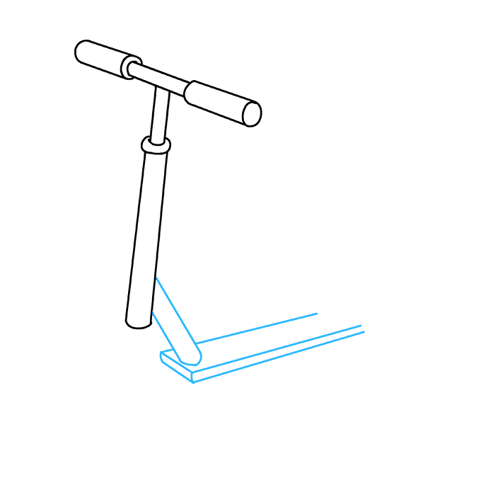svg free library How to Draw a Scooter