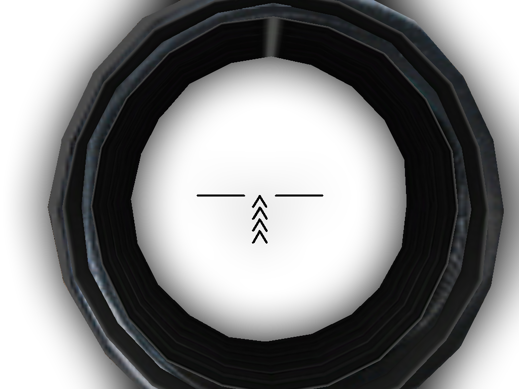 png black and white download Scope transparent cod.  intervention png for
