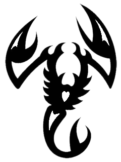 vector Download tattoos free png. Scorpion clipart tattoo.