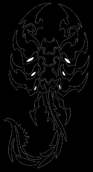 jpg stock Scorpion Tattoo Flat transparent PNG