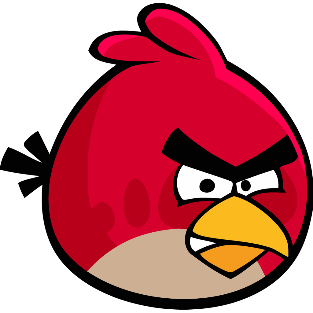 free The red bird is my most favorite character from