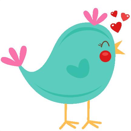 free stock Valentine Bird SVG scrapbook cut file cute clipart files for