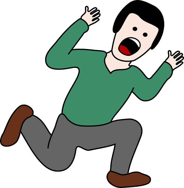 graphic download The scream at getdrawings. Kid yelling clipart