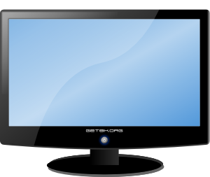 banner download Lcd Widescreen Hdtv Monitor Clip Art at Clker