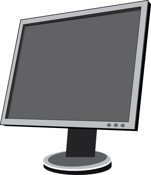 clipart library Screen clipart. Display lcd free on.