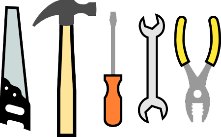 clip art stock screwdriver clipart wrench #48045707