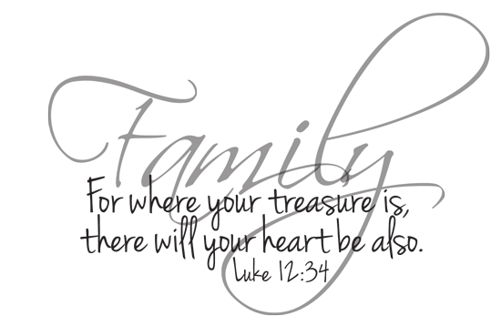 clip royalty free library Scriptures clipart memory verse. For where your treasure.