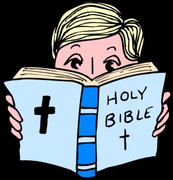vector transparent download Scripture Reading Clipart