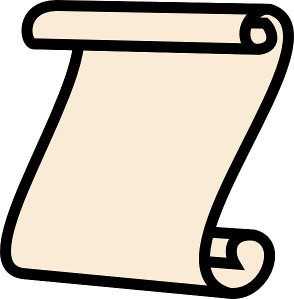png transparent scroll clip art