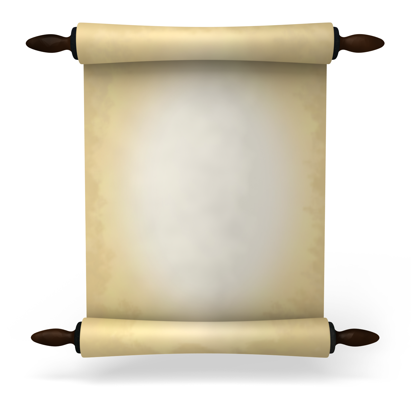 royalty free download Ancient Scroll Paper