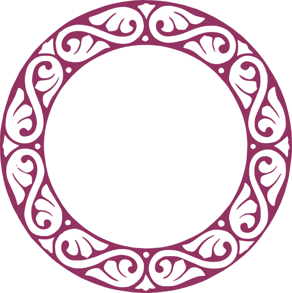 banner transparent stock Circle clipart scroll