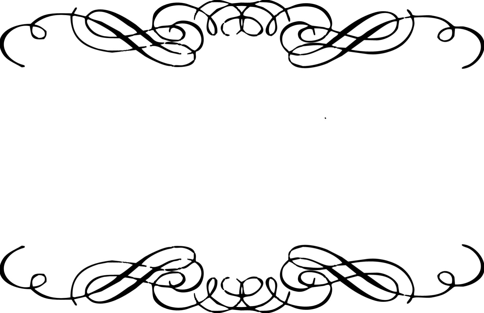 clip freeuse Scroll borders clipart. Free images download clip