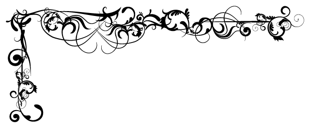 clipart royalty free download Free Scroll Borders