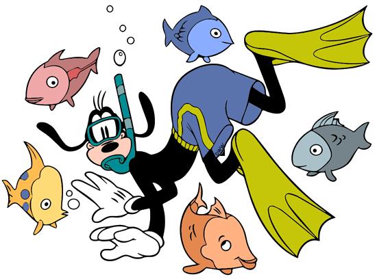 graphic royalty free download Scuba clipart. Disney scubadiving clip art.