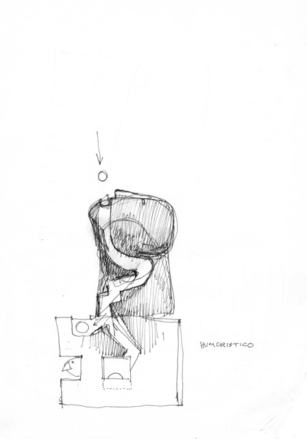 image royalty free library Sculpture drawing concept. Kevin flanagan ceramic