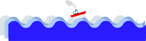 graphic freeuse library Boat at i royalty. Sea clipart.