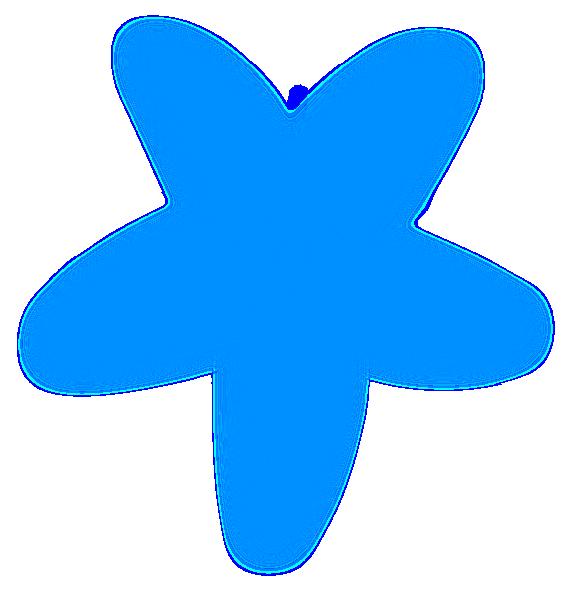 clip art freeuse Cute Starfish Clipart