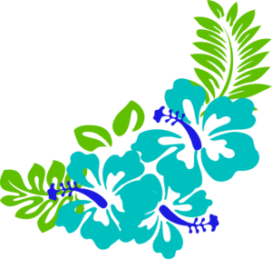 clipart freeuse Hawaiian Flower Clip Art