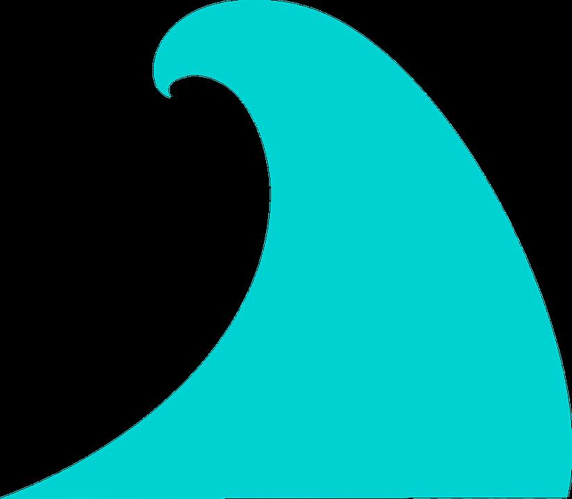 vector transparent Tidal Wave PNG Transparent Tidal Wave