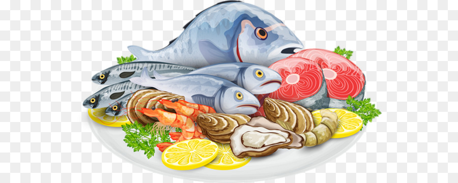 clip black and white library Seafood clipart. Sushi cartoon fish food.