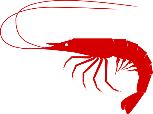 clipart free library Shrimp Clipart