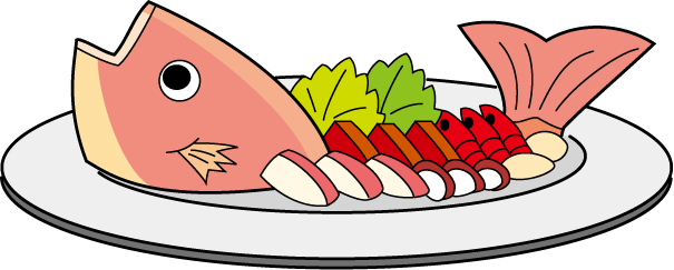 jpg transparent stock Seafood clipart meat product