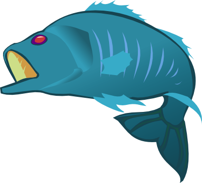 png freeuse stock Cooked Fish Clipart