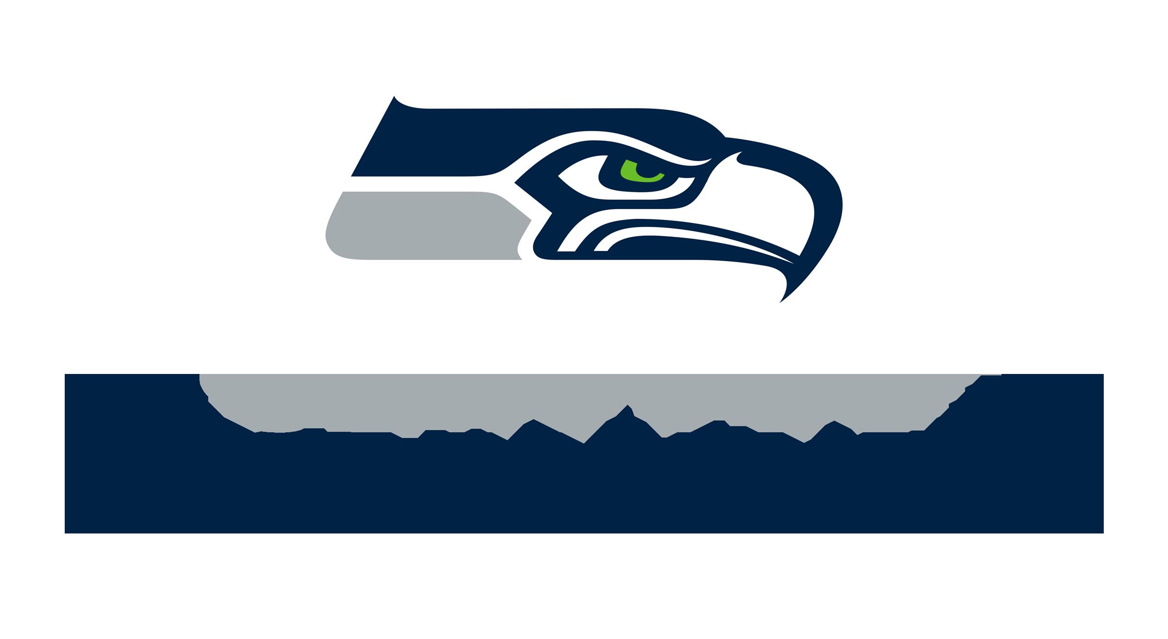 image Seahawks svg font. Seattle logo png transparent