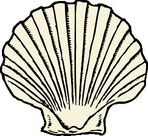 jpg black and white Seashell clipart. Free seashells cliparts download