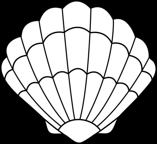 royalty free stock Sea Shell Clipart