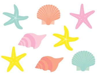 black and white download Seashells clipart. Free cliparts download clip.