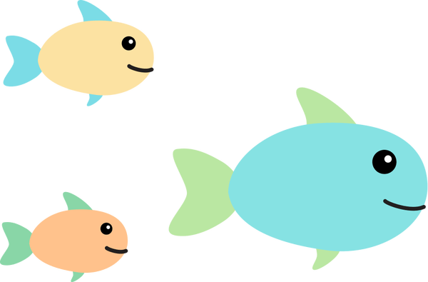 vector transparent download Sea Creatures Clip Art