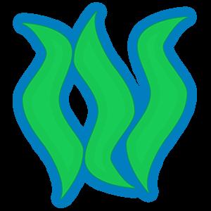 clip freeuse stock seaweed vector food #102818238