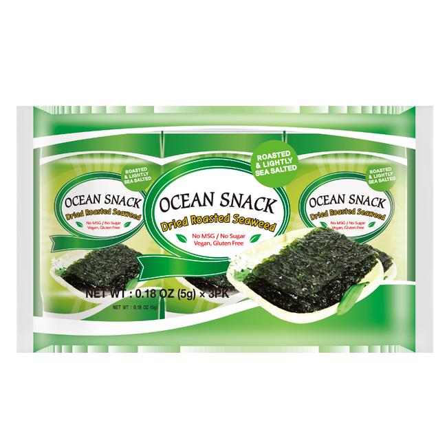 svg black and white Ocean snack roasted original. Seaweed transparent dried