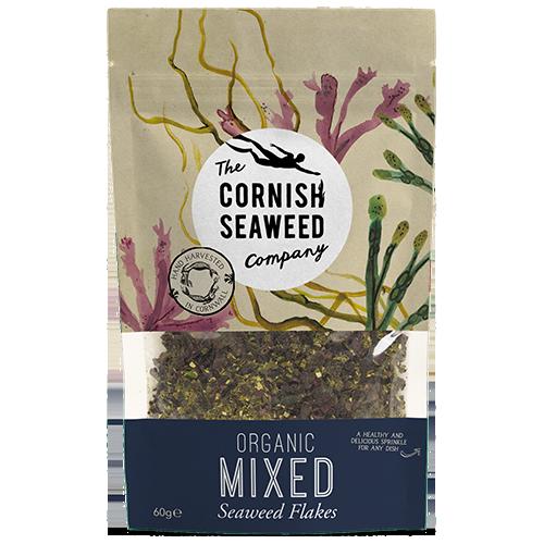 jpg royalty free library Organic mixed flakes cornish. Seaweed transparent dried