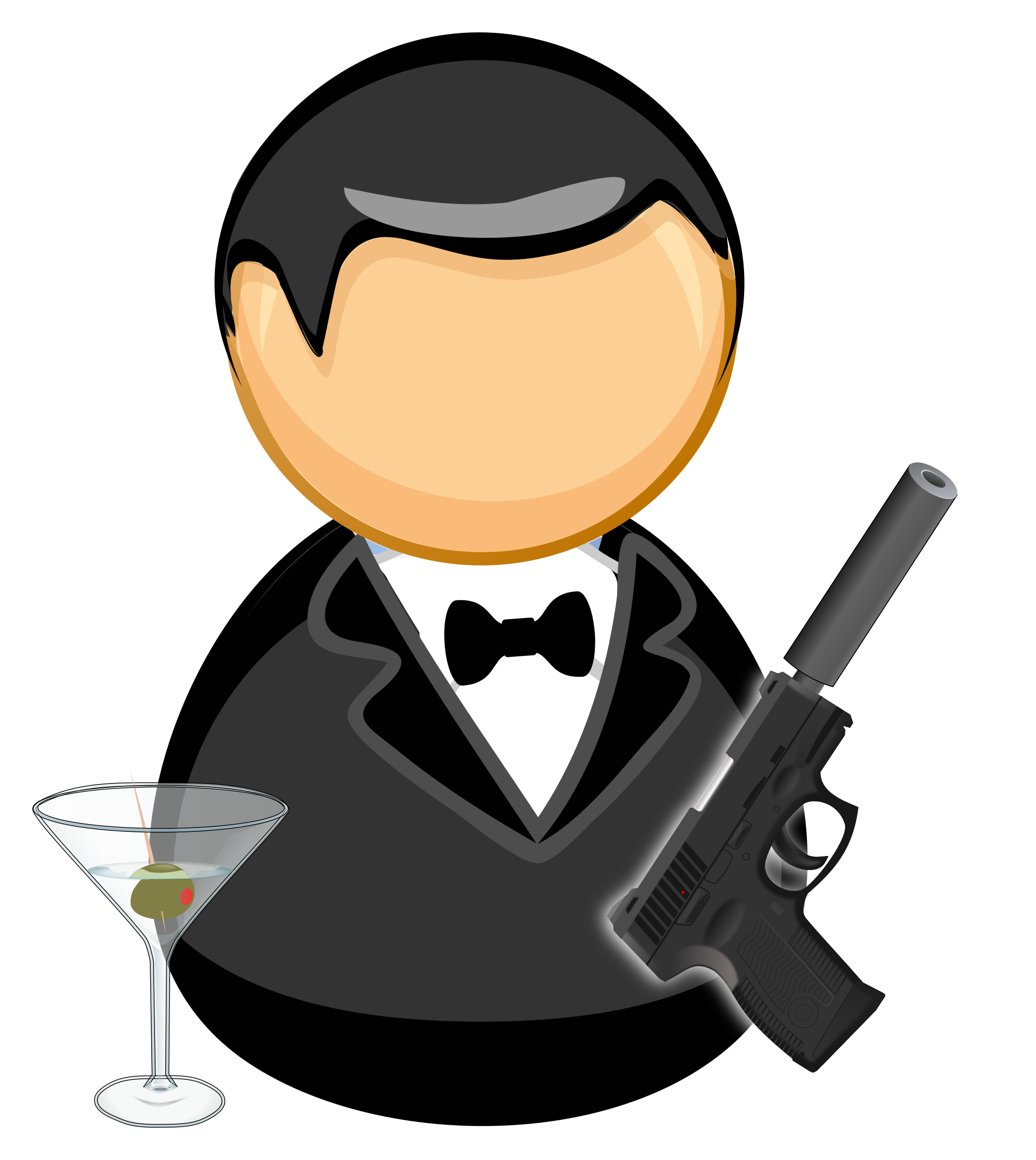 png royalty free Secret clipart jpeg. Agent icons png free