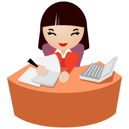 clip art transparent Secretary clipart. Busy schedule free on.