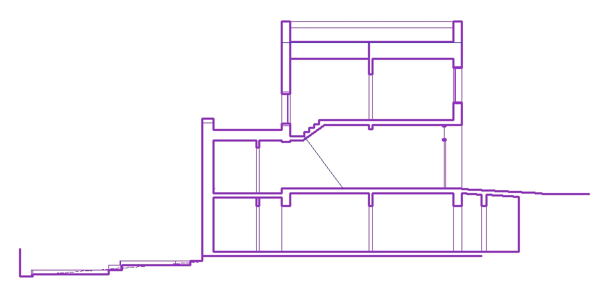 clip black and white download Sectional drawing. Section designing buildings wiki.