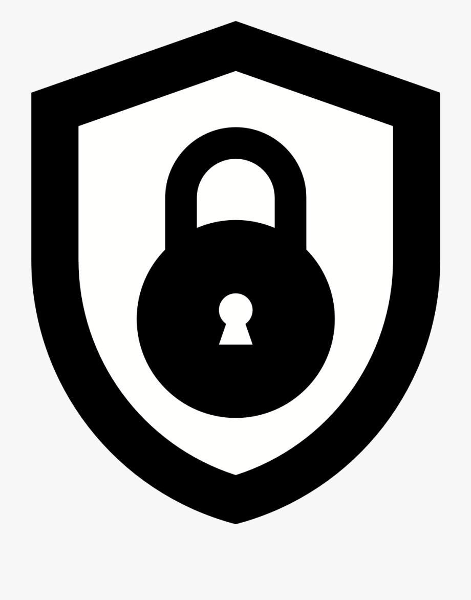 image library download Padlock data cyber lock. Security clipart