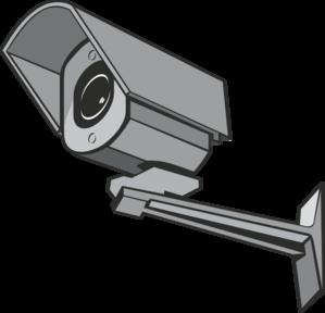 clipart transparent Security clipart. Surveillance panda free images.
