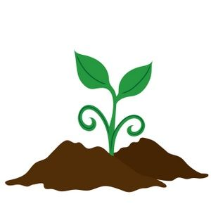 clip art download Soil cartoon suggest journaling. Seedling clipart.