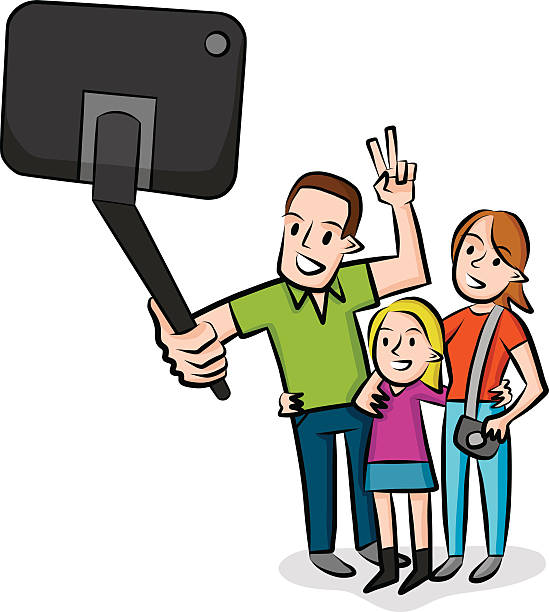 picture royalty free library Station . Selfie clipart.