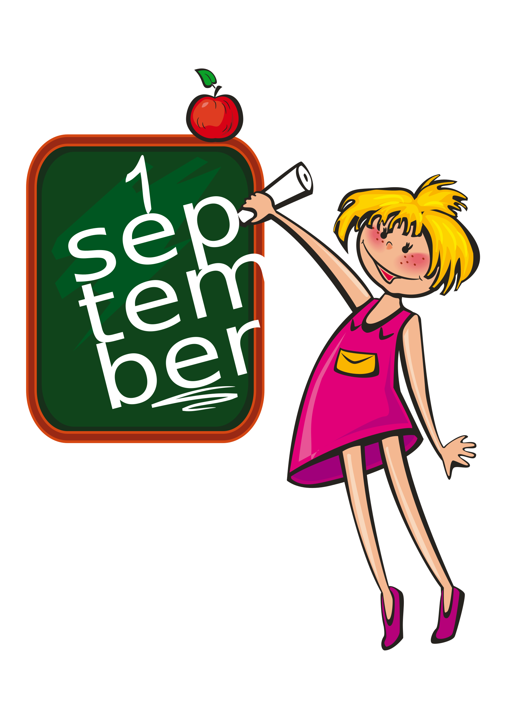 image freeuse September clipart. Back to school on