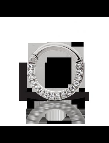 jpg transparent septum clip snake #102834916