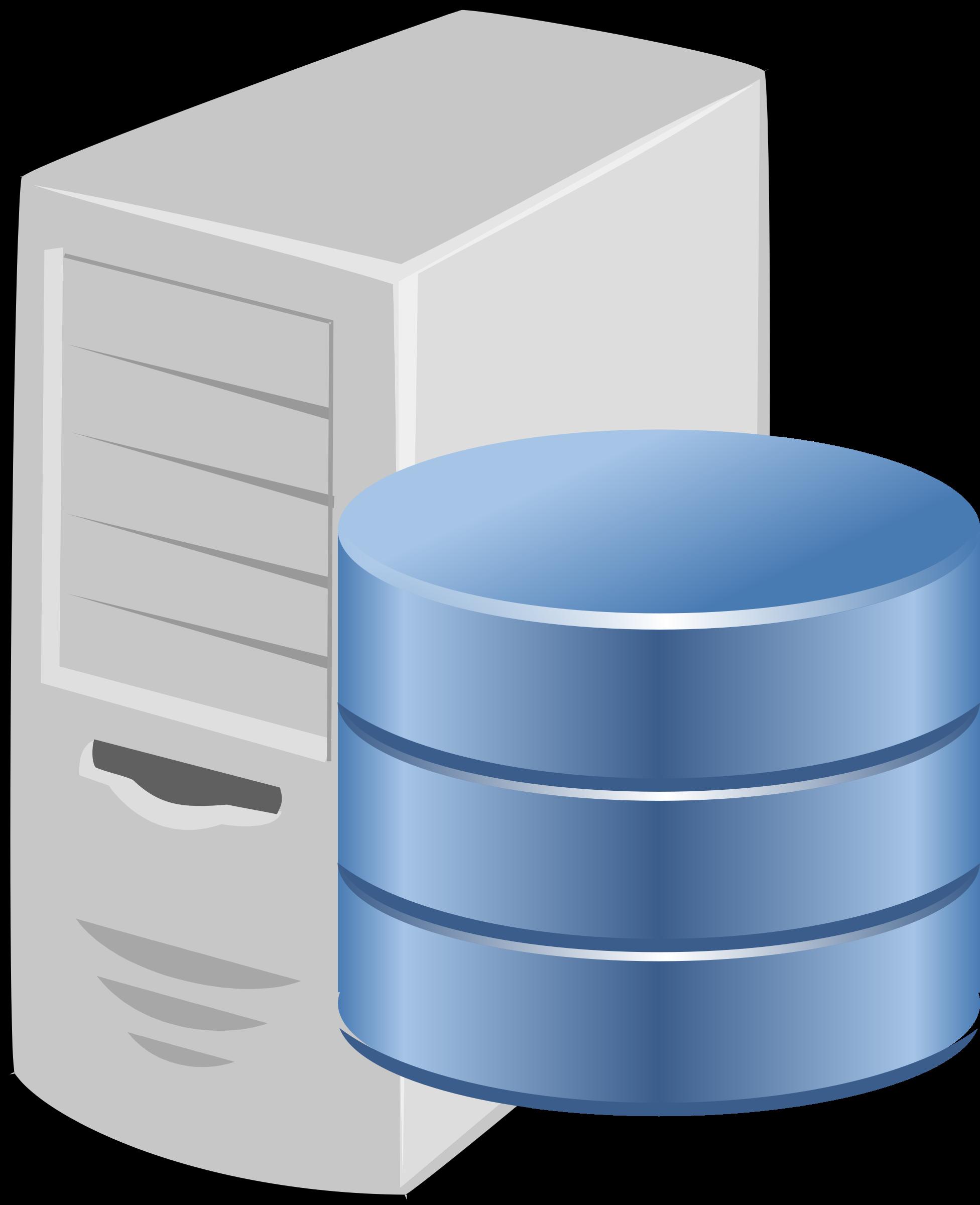 transparent download Database big image png. Server clipart