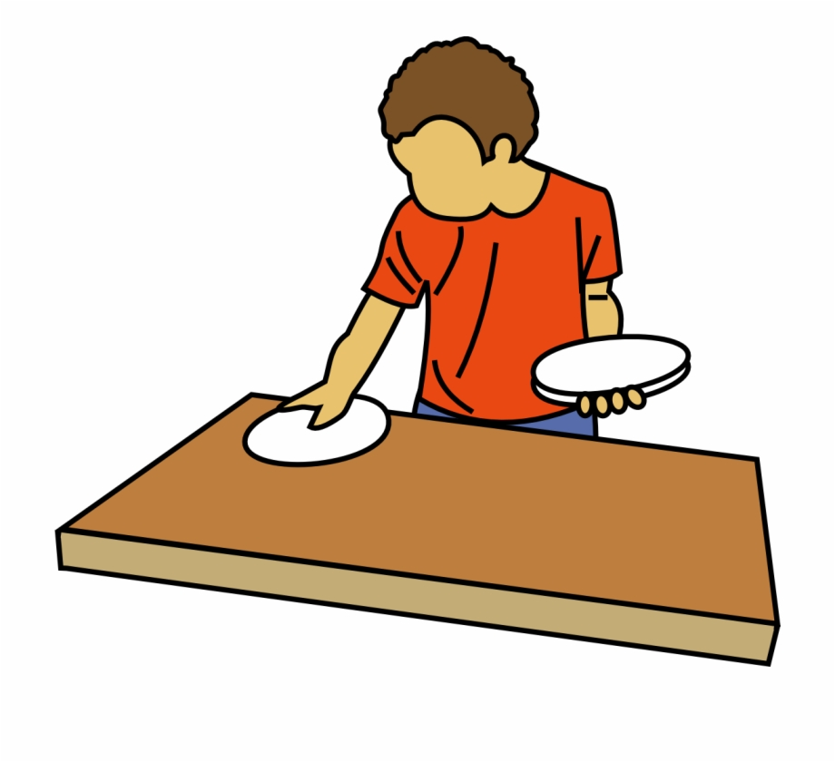 transparent library Set clipart. Child cleaning table the.