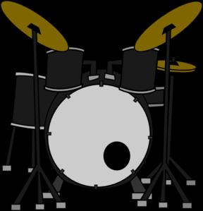 stock Set clipart. Drum clip art vector.