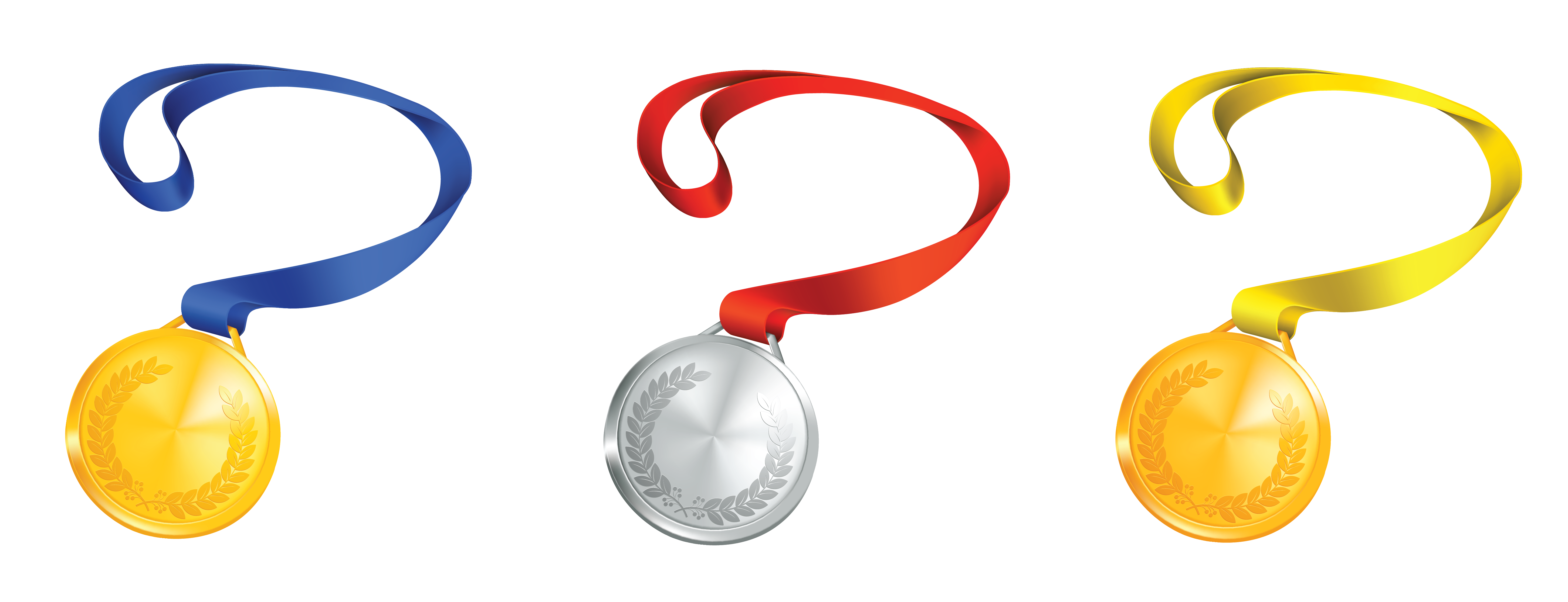 banner library download Medals png gallery yopriceville. Set clipart.