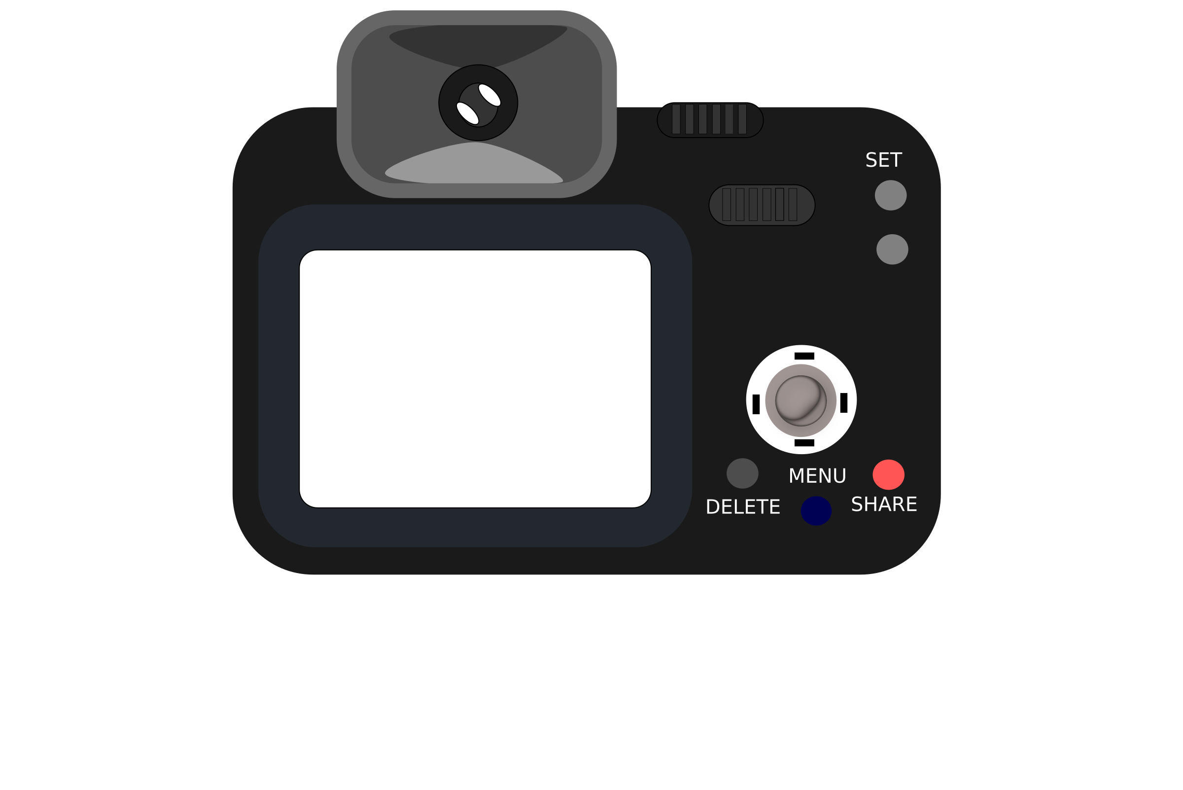vector free Set clipart camera.